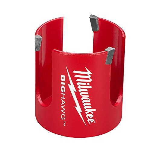 - Milwaukee Tools Big Hawg Hole Cutter 2-3/4