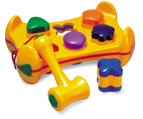 Tolo Toys Shape Sorter Play Bench