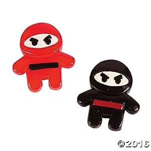 Ninja Gummies - 38 Individually Wrapped Pieces