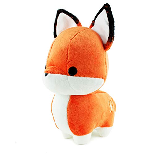 Bellzi Orange Fox Stuffed Animal Plush Toy - Adorable Toy Plushies and Gifts! - Foxxi -