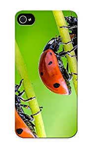 High-end Case Cover Protector For Iphone 5/5s(ladybug)
