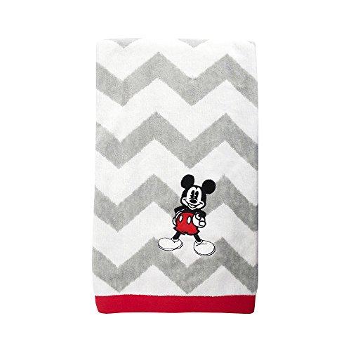 - Disney Mickey Chevron 27x50 Bath Towel