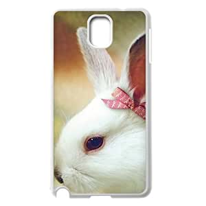 Cute rabbit DIY Cell Phone Case for Samsung Galaxy Note 3 N9000 LMc-35324 at LaiMc