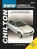 Automotive Repair Manual for BMW 3-SERIES/Z4, 1999-'05 (18401)
