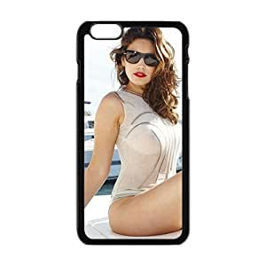 Happy kelly brook Phone Case for Iphone 6 Plus