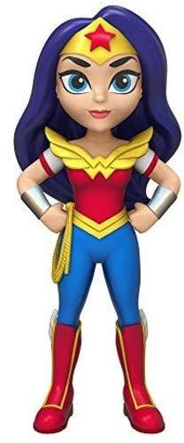 Funko Girls Rock Candy: DC Super Hero-Wonder Woman Action Figure