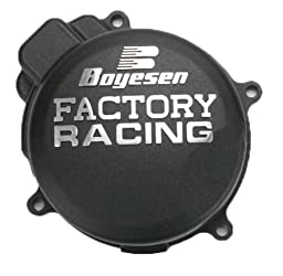 Boyesen SC-40B Black \'Factory Racing\' Ignition Cover