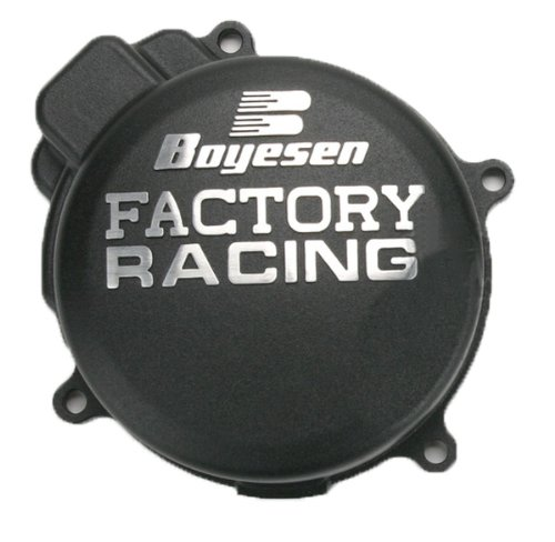 Boyesen SC-32AB Black 'Factory Racing' Ignition Cover