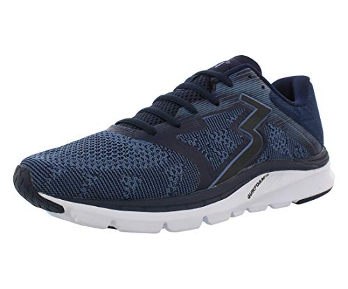 361 Degrees Mens 361-spinject Low Top Lace Up Running Sneaker