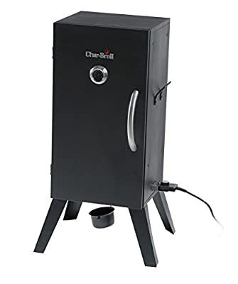 Char-Broil Vertical Electric Smoker Bundle from Char Broil