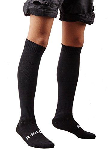 Men's Sports Athletic Compression Football Soccer Socks Over Knee High Socks