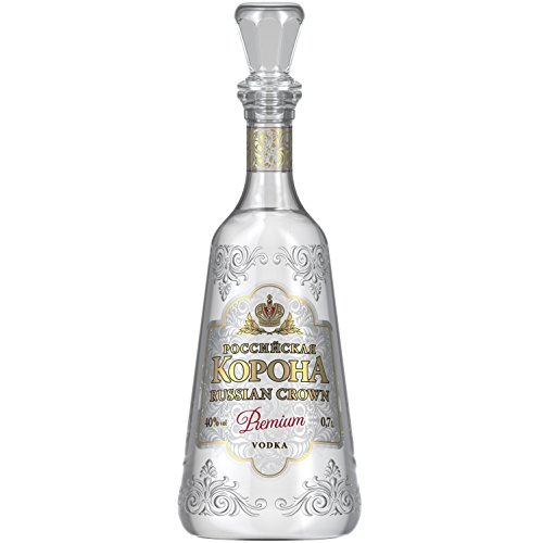 Vodka Rossijskaja Korona Premium 0,7L russischer Wodka russian crown