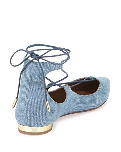 Kolnoo Kolnoo Scarpe Donna Scarpe Chiuse Jeans zYd1w8xq