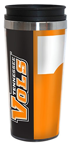 (NCAA Tennessee Volunteers Hype Travel Tumbler, 16-ounce)