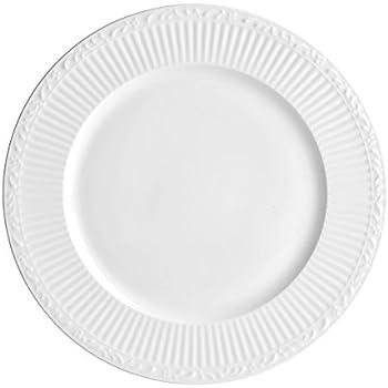 Mikasa Italian Countryside Bone China Dinner Plate 11-1/4-Inch White  sc 1 st  Amazon.com & Amazon.com | Mikasa Italian Countryside Dinner Plate 11-Inch ...