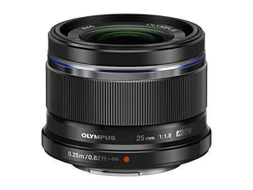 Olympus 25mm f1.8 Interchangeable Fixed Lens - International Version (No Warranty)