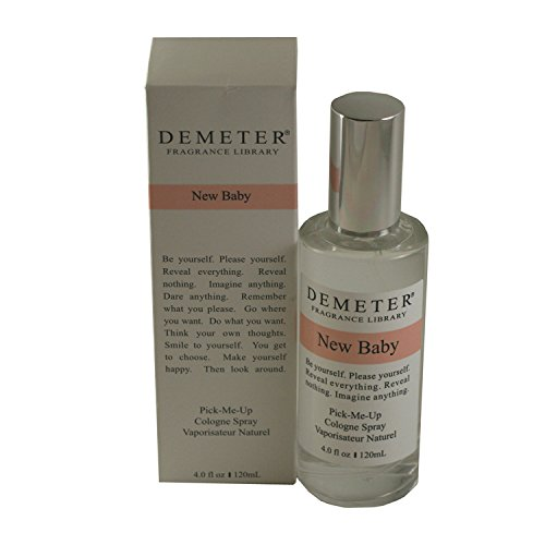 - Demeter New Baby Cologne Spray for Unisex, 4 Ounce