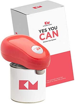 Kitchen Mama One Touch Electric Opener product image