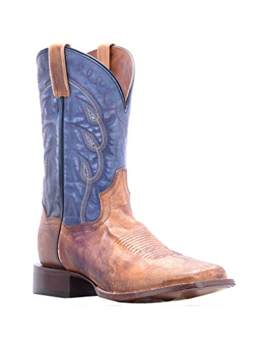 Blue Men's Post Boot Josh Dan Tan nvOXq4x