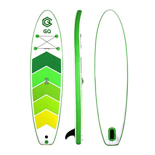 Amazon.com : AUSWIEI 10.9Soft Top Surfboard Stand Up Paddle ...