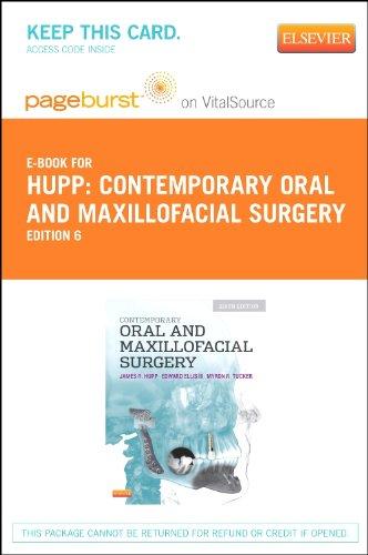 Contemporary Oral and Maxillofacial Surgery - Elsevier eBook on VitalSource (Retail Access Card), 6e