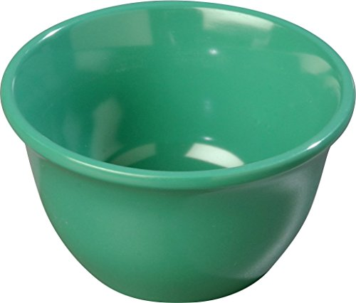 Carlisle 4305009 Durus Melamine Bouillon Cup, 9 Oz., Green (Pack of 48)