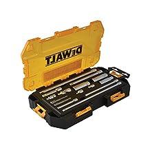 DEWALT DWMT73807 Tough Box Accessory Tool Kit, 15 Piece