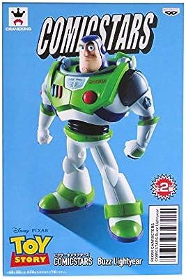 Banpresto Pixar Characters COMICSTARS Buzz Lightyear Normal Version Japan only