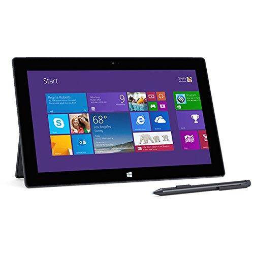Microsoft Surface Pro Resolution generation