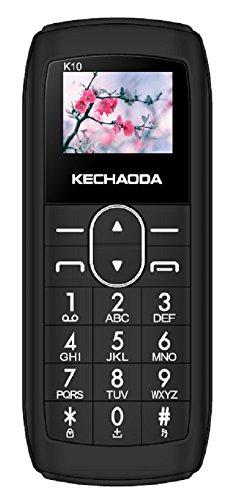 Kechaoda K10 Finger Bluetooth Phone Single SIM 066 inch Dis