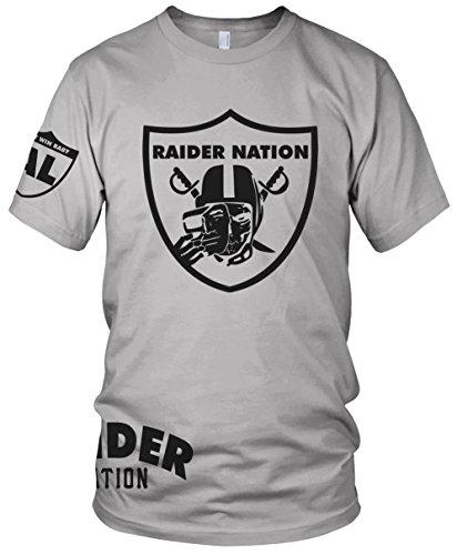 Oakland Raiders Tee Shirt Raiders Tee Shirt Raiders Tee