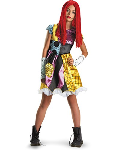 (Sally Tween Costume - Medium)