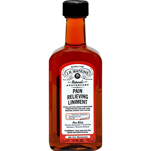 J R Watkins Natural Relieving Liniment