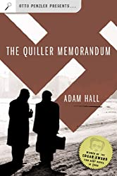 The Quiller Memorandum (Otto Penzler Presents...)