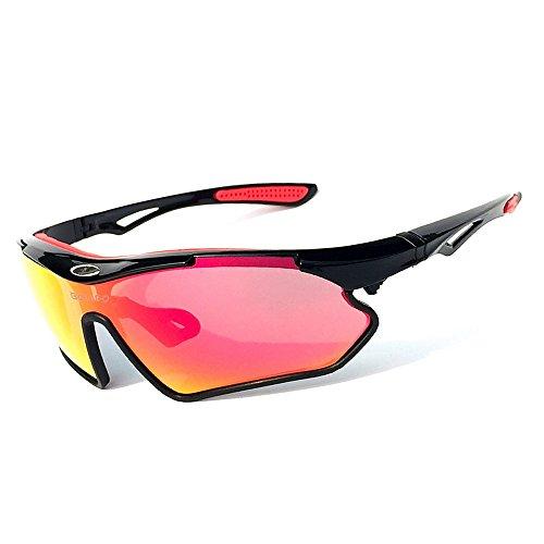 C2 Gafas Sol De LBY Gafas En De Sol Color de En Bicicleta Gafas Hombre Ciclismo C1 De Gafas para Deportivas Ciclismo Montaña RxawSa