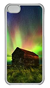 iPhone 5C Case House Scattering PC iPhone 5C Case Cover Transparent