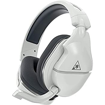 Turtle Seashore Stealth 600 White Gen 2 Wi-fi Gaming Headset for PlayStation 5 and PlayStation 4