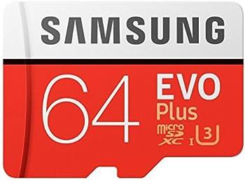 Samsung EVO Plus 64GB microSDXC Card