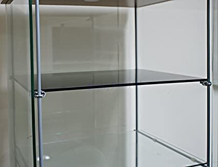 a Medida Extra Acrílico Estanterías & Abrazaderas Para Ikea ...