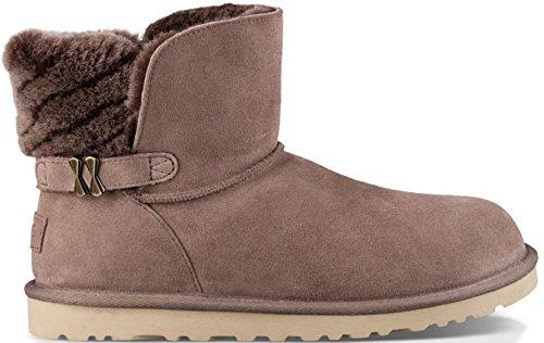 UGG Women's Adria Stormy Grey Boot 10 B - Adria Shoe