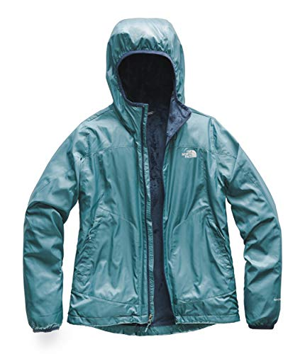 (The North Face Women's Pitaya 2 Hoodie, Storm Blue/Blue Wing Teal, Size S)