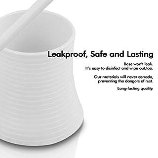Leakproof Toilet Brush Set - leakproof