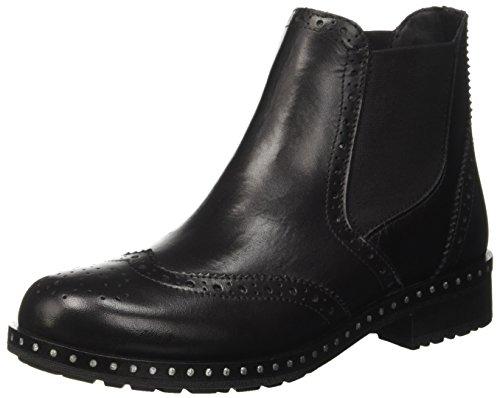 BATA 5946184 - Botines Chelsea Mujer negro (negro)