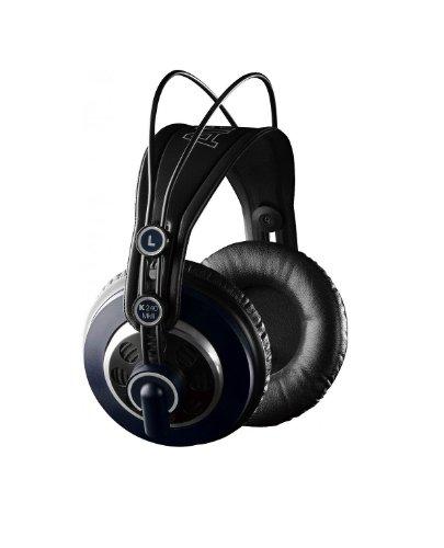 AKG-Professional-Studio-Headphones-K240-MK-II-with-Semi-Open-Circumaural-Design-Self-Adjusting-Headband-Thick-Around-Ear-Cushions