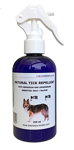 Chambers Natural Tick Repellent 250ml