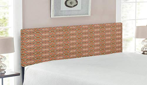 Ambesonne Colorful Headboard