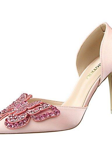 GGX/Damen Schuhe Fall Heels/spitz Zehen/Clogs & Pantoletten Kleid Stiletto Ferse othersblack/grün/pink/rot/grau nude-us5 / eu35 / uk3 / cn34