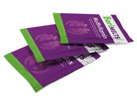 BariMelts Sample Packs Bariatric Vitamins