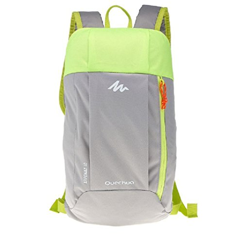 Quechua Kids Adults X-Sports Decathlon 10L Outdoor Day Backpack Small - -