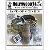Tandy Leather Hand of God Holster & Gun Belt Pattern Pack